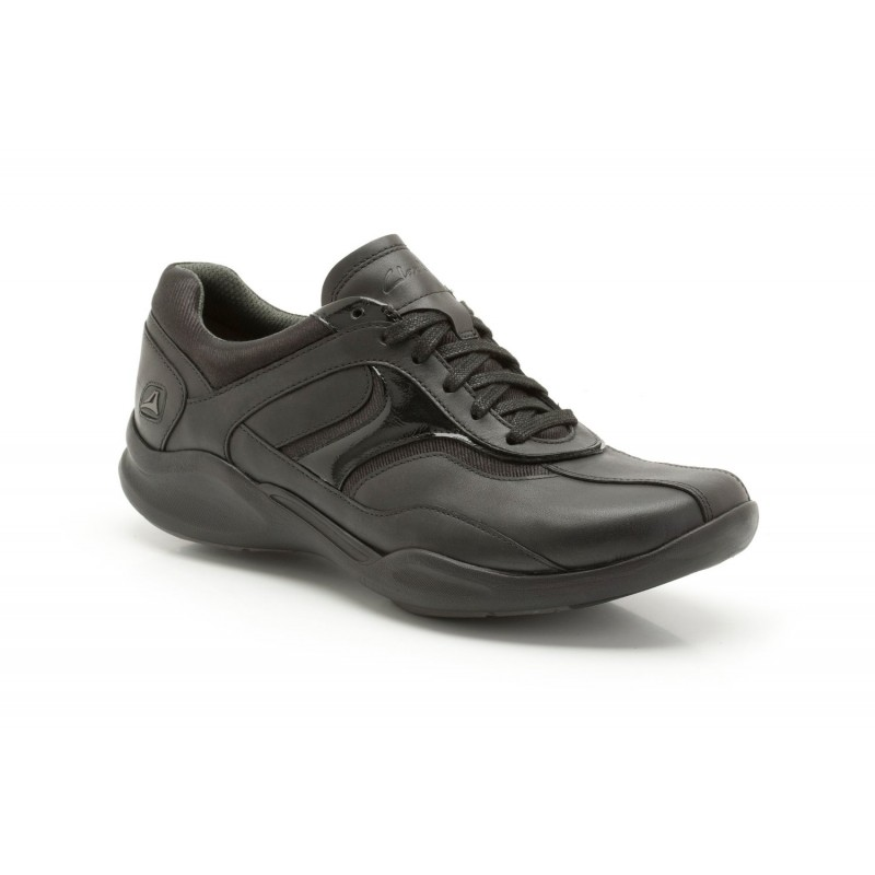 63e83318 Clarks Mujer Wave Flow Lace